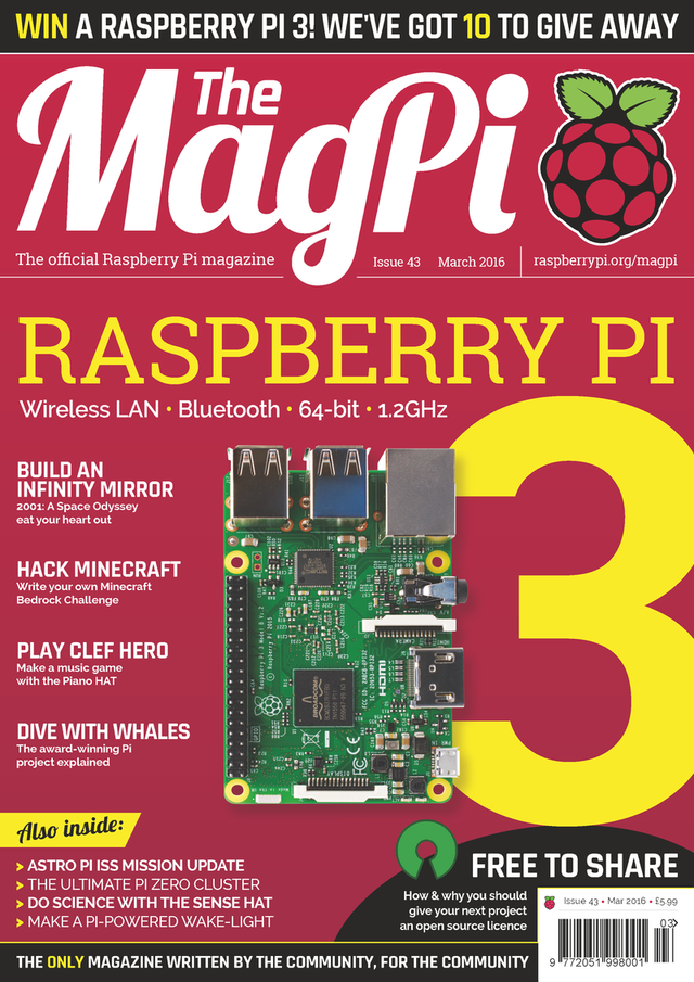 ISSUE 43 MAR 2016