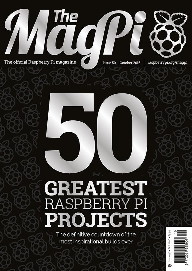 ISSUE 50 OCT 2016