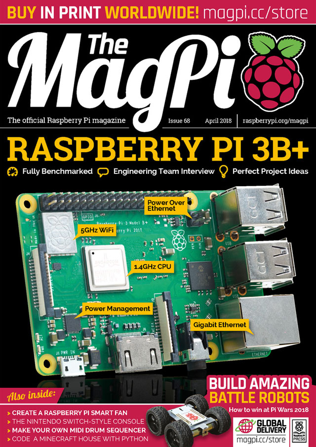 ISSUE 68 APR 2018