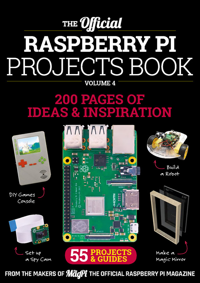 PROJECTS BOOK 4 2018