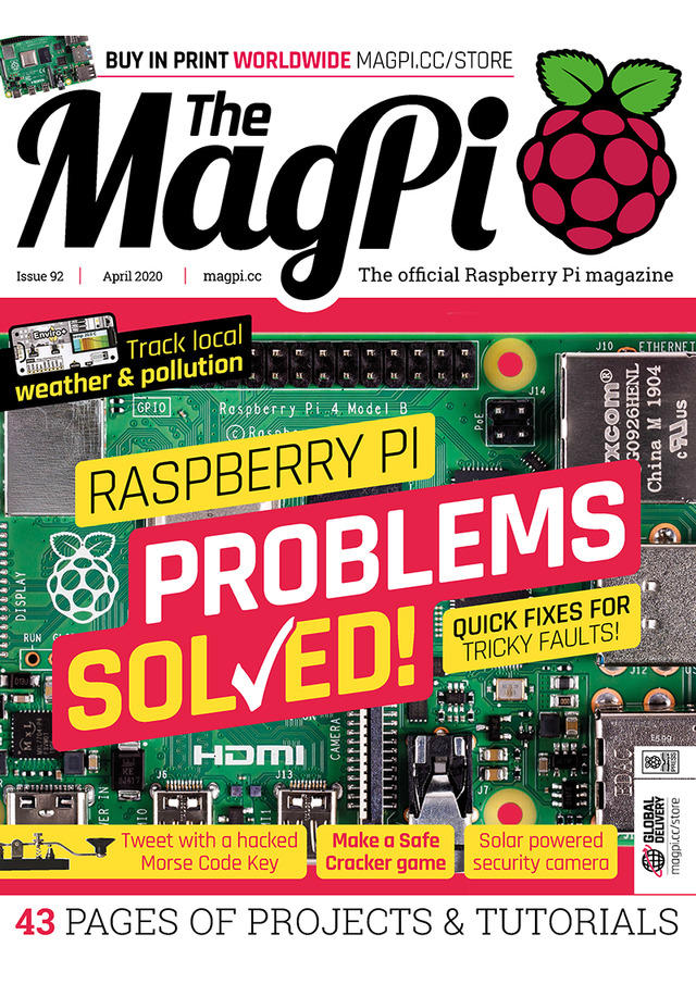 ISSUE 92 APR 2020