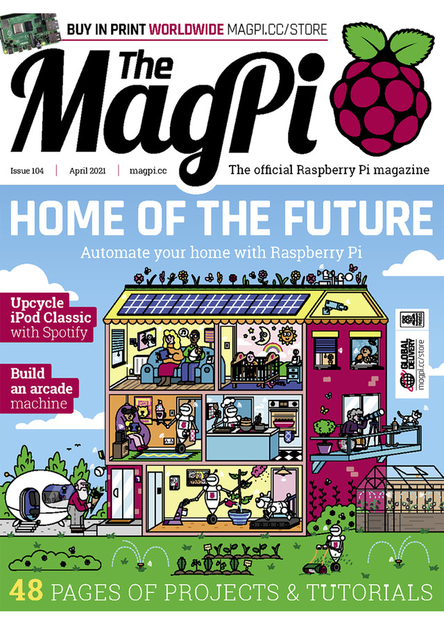 ISSUE 104 APR 2021
