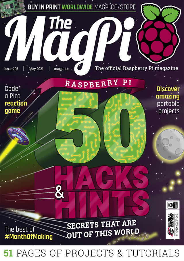 ISSUE 105 MAY 2021
